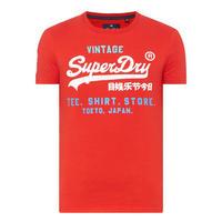 Vintage T-Shirt Red