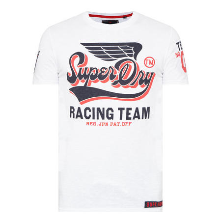 Famous Flyer T-Shirt White