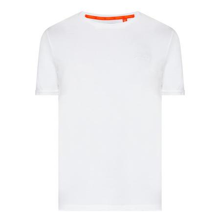 Vintage Crew Neck T-Shirt White
