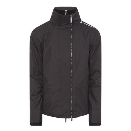 Waterproof Technical Jacket Black