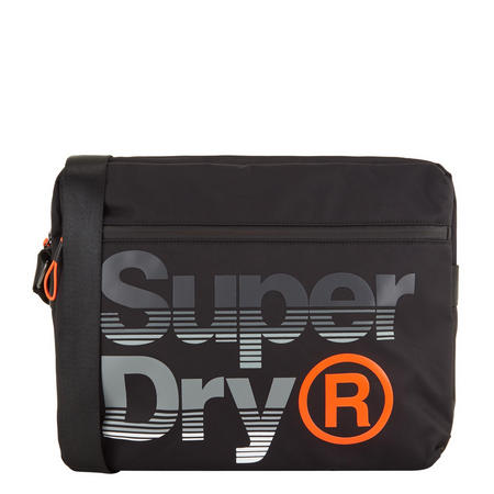 Expander Lineman Messenger Bag Grey