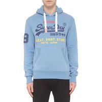 Store Tri Hoody Blue