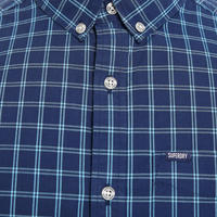 Ultimate University Oxford Shirt Navy