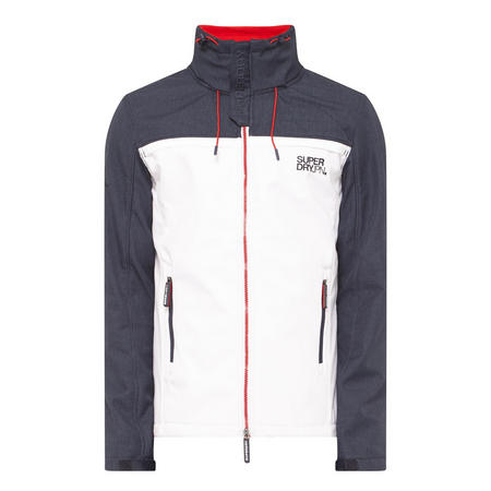 Windtrekker Jacket White