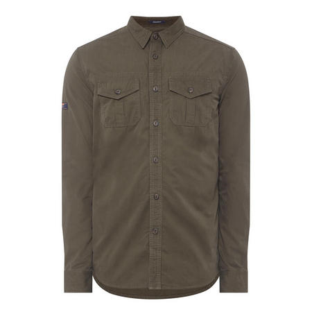 Rookie Long Sleeve Shirt Green