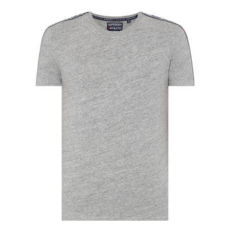 Stadium Ringer T-Shirt Grey