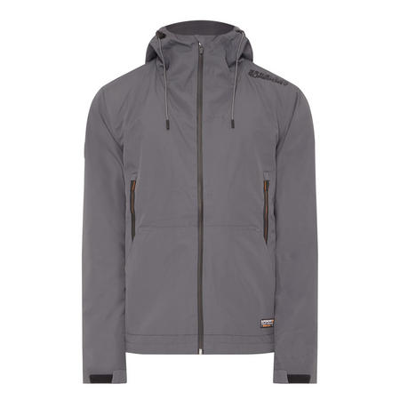 Elite Windcheater Jacket Charcoal