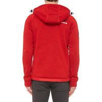 Storm Double-Zip Hoody Red