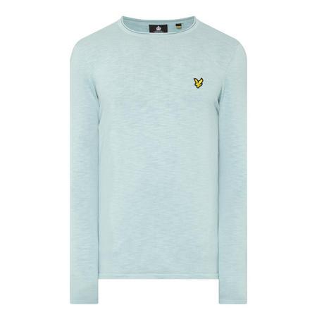 Crew Neck Sweater Green