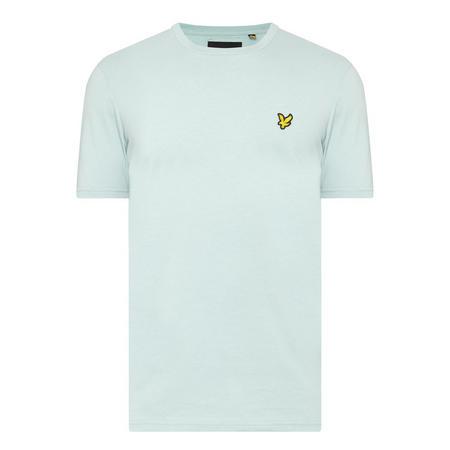 Basic Crew Neck T-Shirt Green