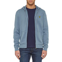Zip-Through Hoody Blue