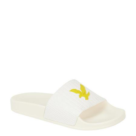 Thomson Flip Flops White