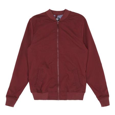 Boys Bomber Jacket Red