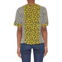 Floral Print T-Shirt Multicolour
