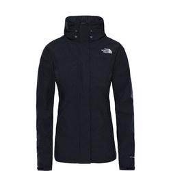 Sangro Waterproof Jacket Black