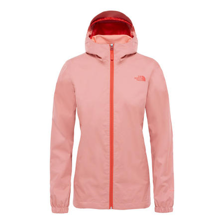 Quest Waterproof Jacket Orange