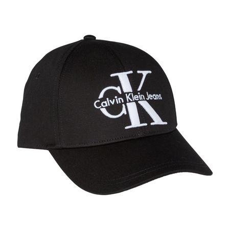 CK Re-Issue Basbeball Cap Black