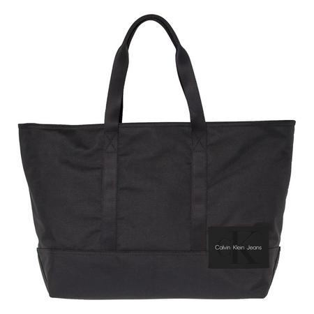 CKJ Shopper Bag Black