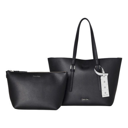 Medium Shopper Bag Black