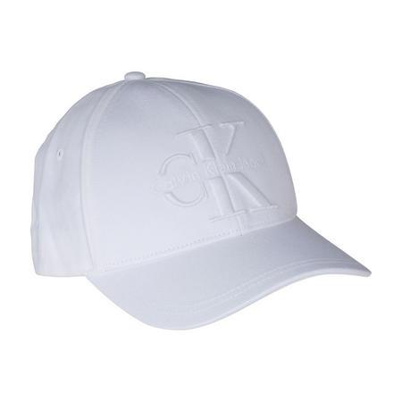 CK Re-Issue Basbeball Cap White