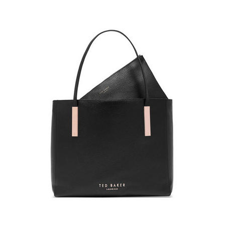 Sarah Shopper Bag Black