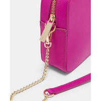 Laneyy Embossed Camera Bag Pink