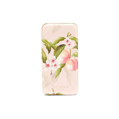 Donella Peach Blossom iPhone Case Pink