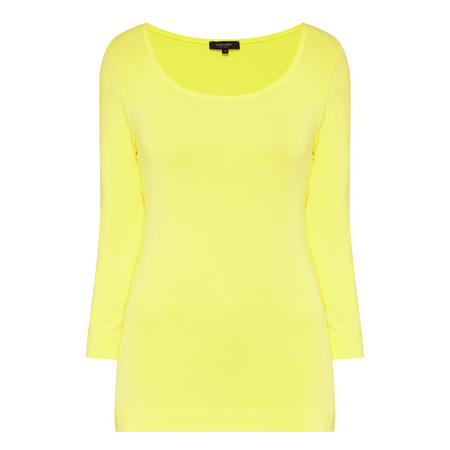 Long Sleeve T-Shirt Yellow