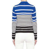 Multi-Striped Blazer Multicolour
