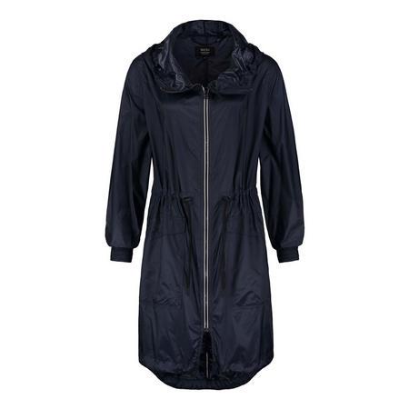 Lightweight Raincoat Navy