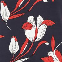 Tulip Print Top