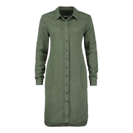 Shirt Dress Green