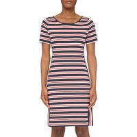 Striped Pencil Dress