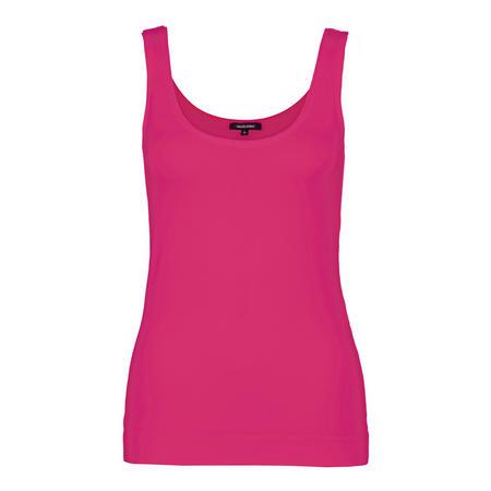Basic Vest Top Pink