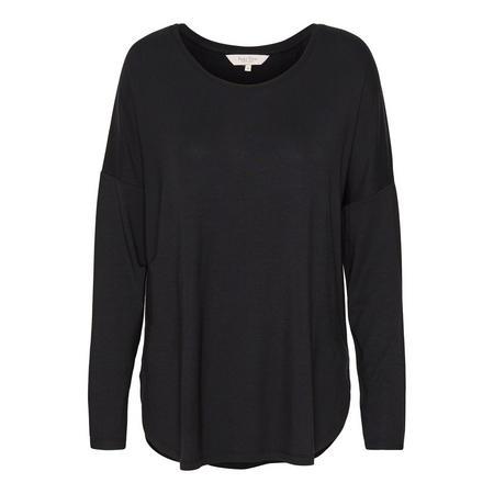 Fala Long Sleeve T-Shirt Black