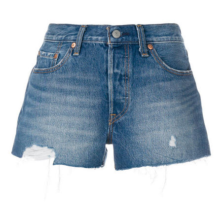 501 Denim Shorts Blue