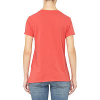 Batwing Graphic T-Shirt Red