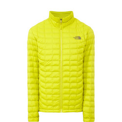 Thermoball Full Zip Jacket Green