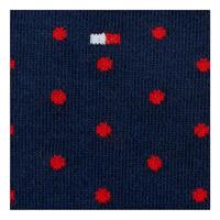 Two-Pack Dot Socks Red
