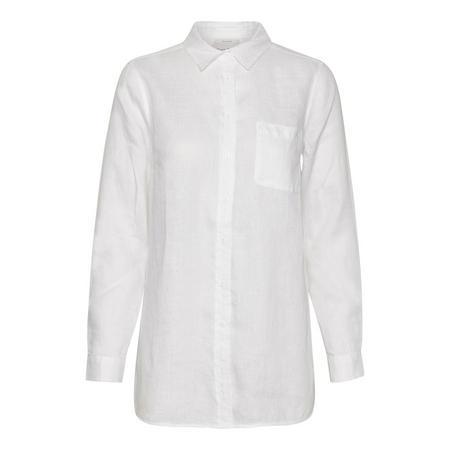 Kiva Shirt White