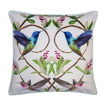 Highgrove Cushion Green