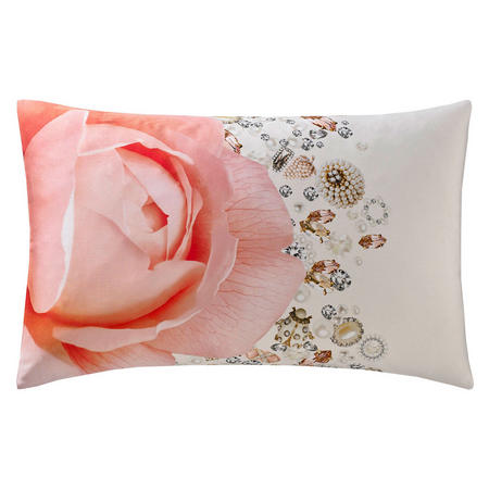 Blenheim Jewels Pillowcase Pair Pink