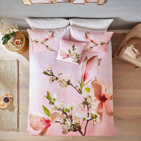 Harmony Duvet Cover Pink