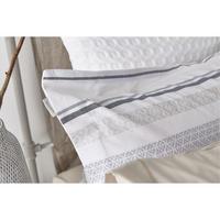 Cottonsoft Stripe Weave Oxford Pillowcase