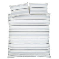 Cottonsoft Stripe Weave Duvet Set