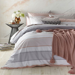 Cottonsoft Blush Duvet Set