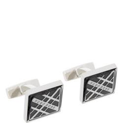 Cole Stripe Cufflinks