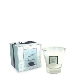 French Linen Candle