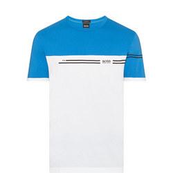 Tee11 Colour-Block T-Shirt