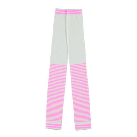 Stripe Tights Pink